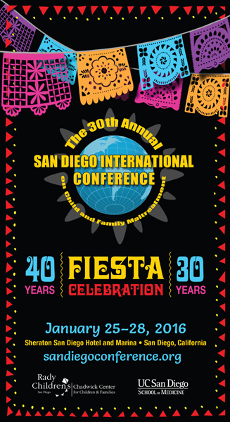 30th Annual San Diego International Conference brochure